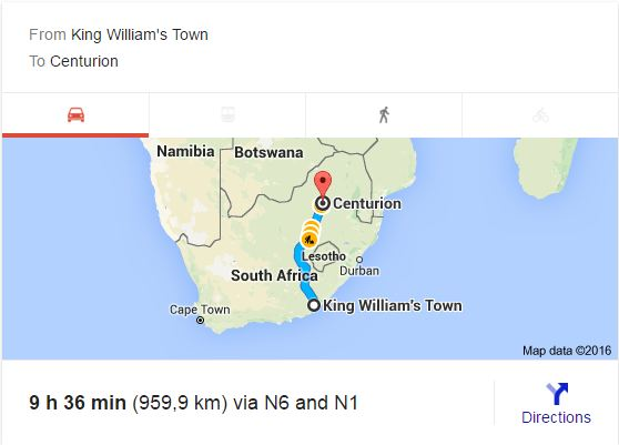 Furniture Removals King Williams Town To Centurion Britz Couriers
