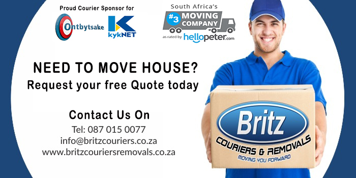 Share Load Moving between Johannesburg and Cape Town